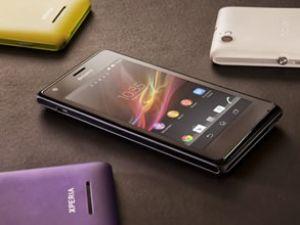 Sony Xperia M, İngiltere'de satışa çıktı