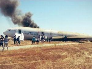 San Francisco uçağının hızı düşüktü iddiası