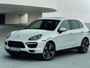 Porsche, toplam 500 Bin Cayenne'e üretti