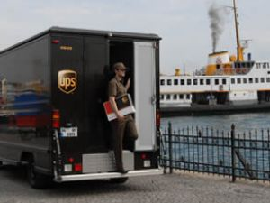 UPS Türkiye'yi yeşillendiriyor