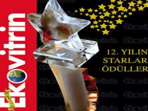 12. Yılın Starları Ödül Töreni yapılıyor