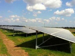 Denizli'de güneş enerjisi santrali açıldı