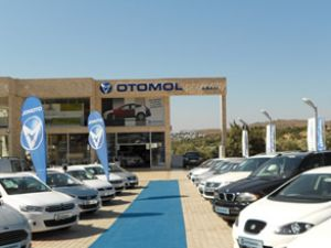 OTOMOL, ilk yetkili satıcısını Bodrum'da açtı
