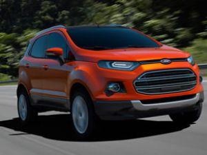 Ford, Ecosport'un dizellerini geri çağırdı