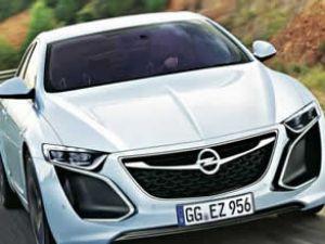 Opel Monza Konsept, Frankfurt'ta görünecek