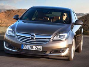 Opel İnsignia'da kalibrasyon hatası çıktı