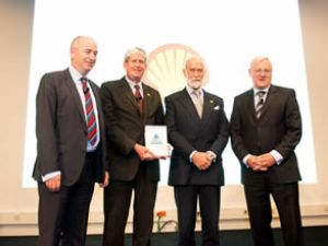 Shell'e Prens Michael Emniyet ödülü