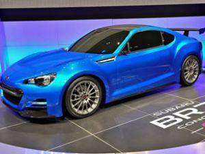 Subaru BRZ STI, sessiz sedasız tanıtıldı