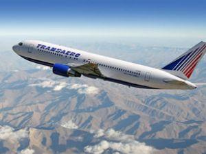 Transaero, 1 Ağustos'ta Antalya'ya uçuyor