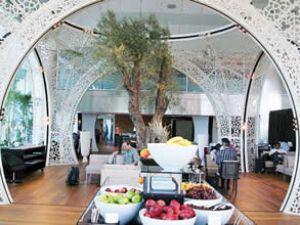 THY'den yurtdışı yolcusuna yeni CIP salon