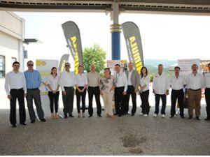 Shell Rimula'yı Mercedes sürücüleri beğendi