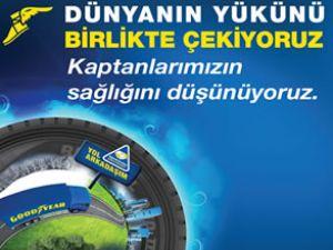 """""""Yol Arkadaşı"""" Goodyear Türkiye'yi dolaştı"""