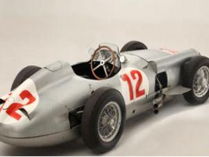 1954 model araç rekor fiyata alıcı buldu