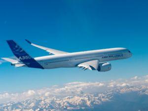 A350, 92 test uçuş saatini başarıyla tamamladı