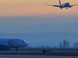 Kocaseyit Havalimanı'nda yüzde 5 artış