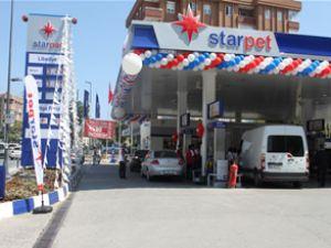 Starpet'ten İstanbul'a 2 yeni istasyon
