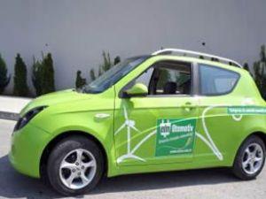 Yerli elektrikli araba yıl sonunda piyasada