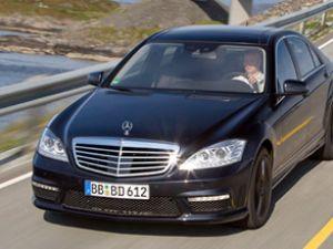 Mercedes-Benz'in Amg versiyonu göründü