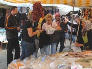 Yunan turistler Datça'dan vazgeçmiyor
