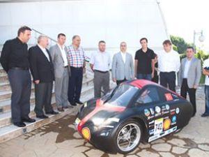 23 kuruşa 140 km giden elektrikli otomobil
