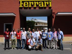 Shell, Renault ve Fiat'ı İtalya'da ağırladı