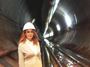 Suruç Tüneli'nde artık son 1400 metre