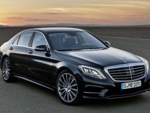 2014 model Mercedes Benz S'ler satışta