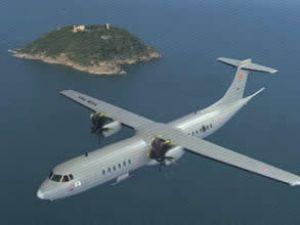Meltem 3 projesinin ilk uçağı teslim edildi