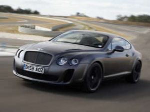 Bentley, 2013'de 10 bin satışla rekor kırdı