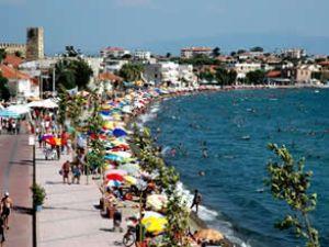 Turizm gelirinde yüzde 22'lik artış yaşandı