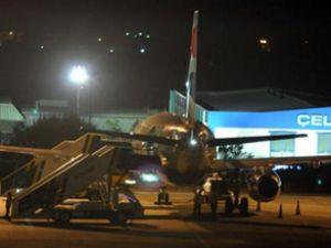 Talihsiz yolcu British uçağından düştü