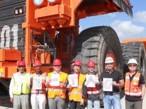 Bridgestone'un dev lastiği Türkiye'de