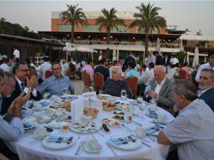 Denizciler Onursan'ın iftarında buluştu