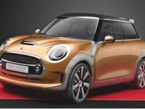 Geleceğin Mini Cooper'ı da ortaya çıktı