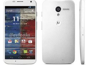 Motorola Moto X sonunda ortaya çıktı