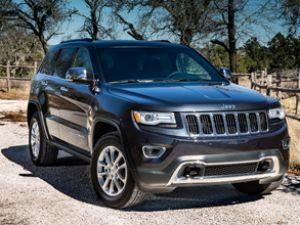 Jeep Grand Cherokee'ye ABD'den ödül