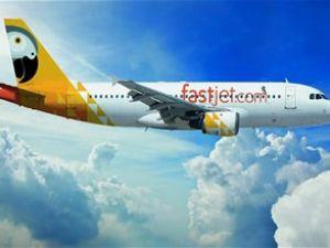 FastJet, uçuş biletlerini 1 Ağustos'ta sunuyor