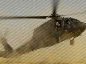Etiyopya'da BM helikopteri düştü