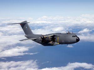A400M teslimatı Fransız Hava Kuvvetine yaptı