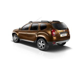 Dacia Duster ve Dokker Combi'de 0 faiz