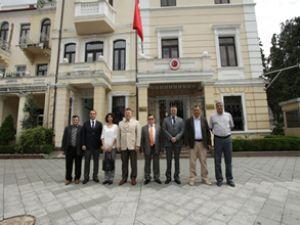 Türkiye Gürcistan ortak sanayi bölgesi kuruluyor
