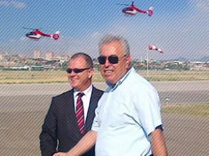 THK Gökçen Havacılık EC135'i teslim aldı