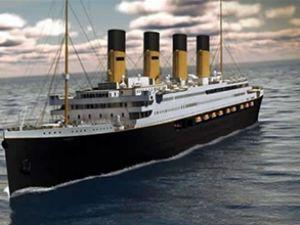 Çin, Titanik'in imitasyonunu yapıyor