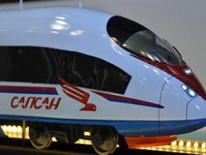 Rusya'da demiryolu çalışanları günü kutlanıyor