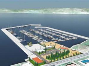 Şifne Yat Limanı ihalesi bayram sonrası