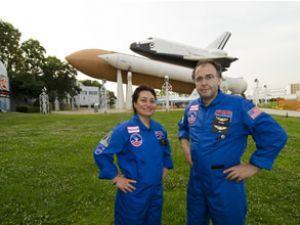 Türk öğretmenler uzay kampına katıldı