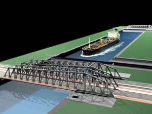 Antwerp Limanı'na yeni lock yapılıyor