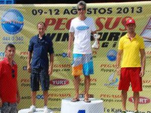Windsurf ligi 4. ayak yarışları gerçekleşti