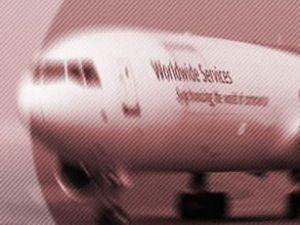 ABD'de bir kargo uçağı düştü