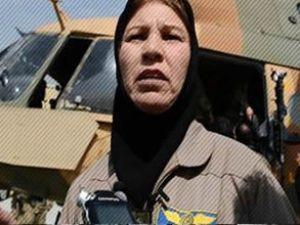 Afganistan'ın ilk kadın savaş pilotu